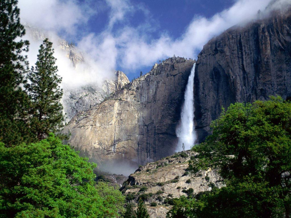 YosemiteWaterfall
